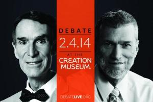 Bill Nye vs. Ken Hamm