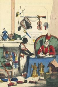 Sint Nicolaas en zijn Knecht